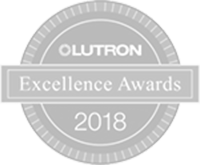 Four Time Lutron Excellence Award Winner
