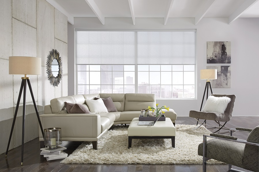 Motorized Shades Improve Your Home With Beauty and Comfort