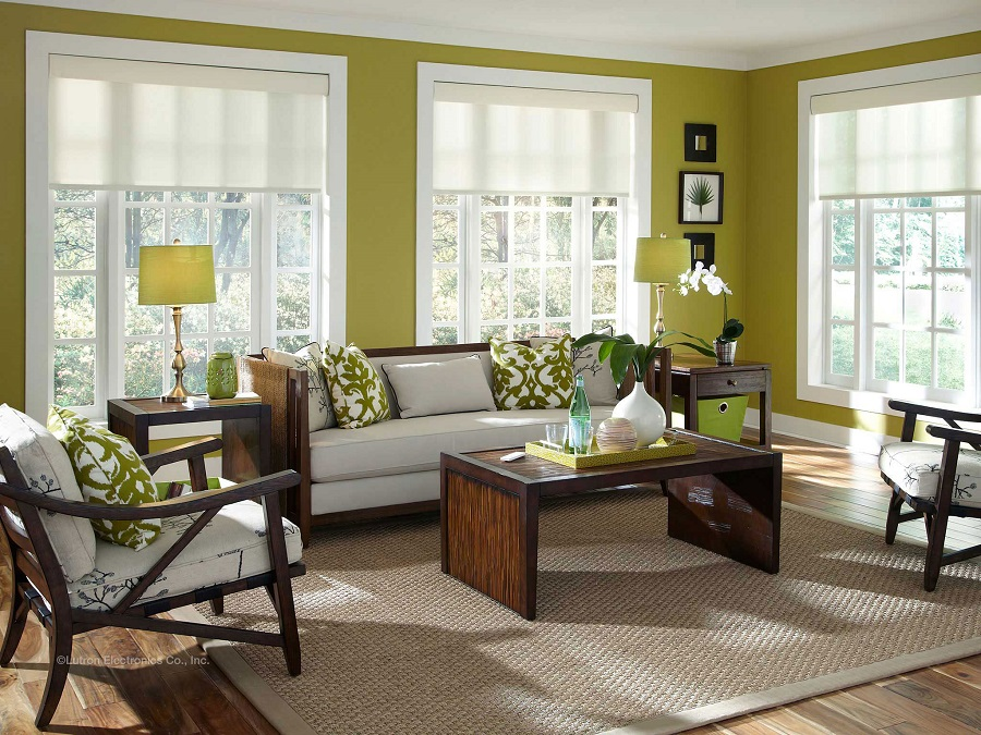 How You Can Incorporate Motorized Shades into Your Home's Design