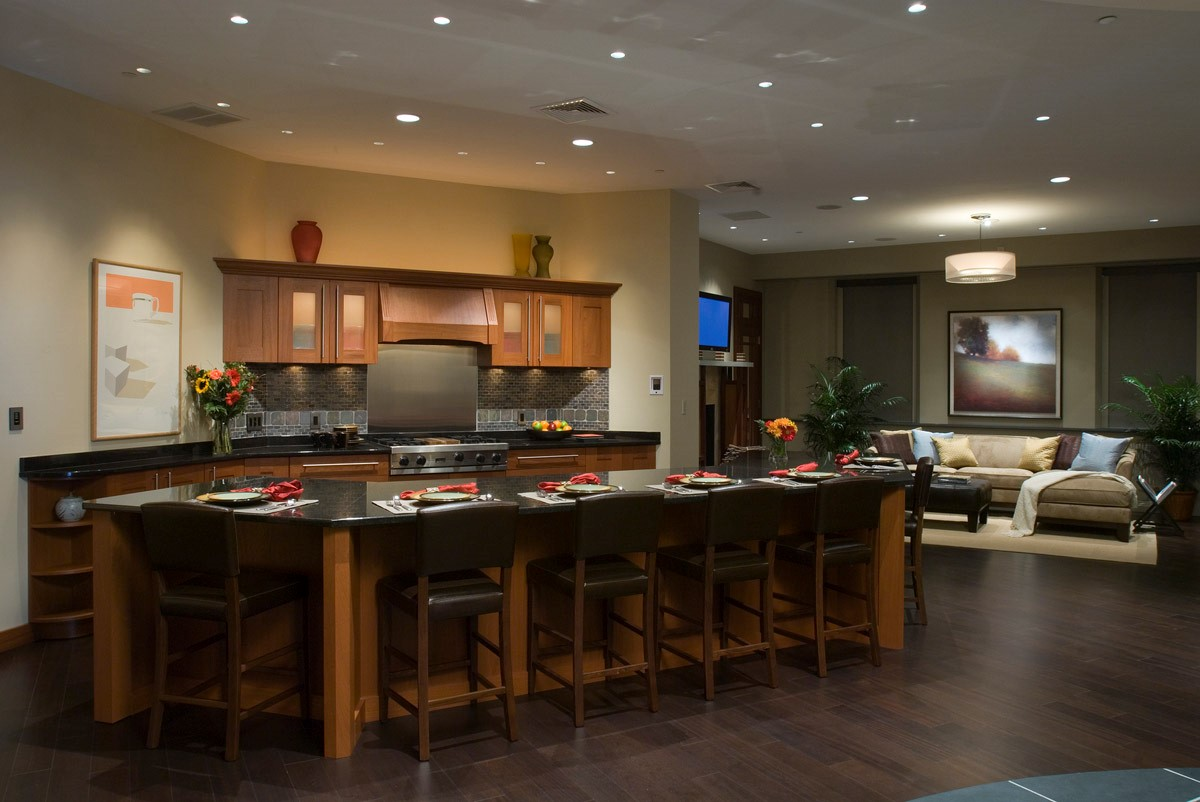 How a Lutron Lighting System Plays Well with Others