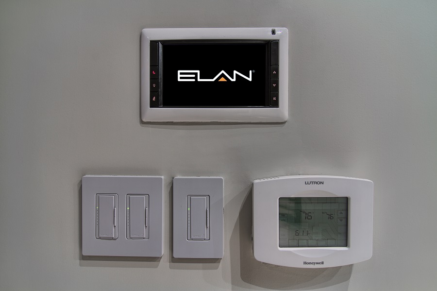 Personalized Smart Home Control, By ELAN