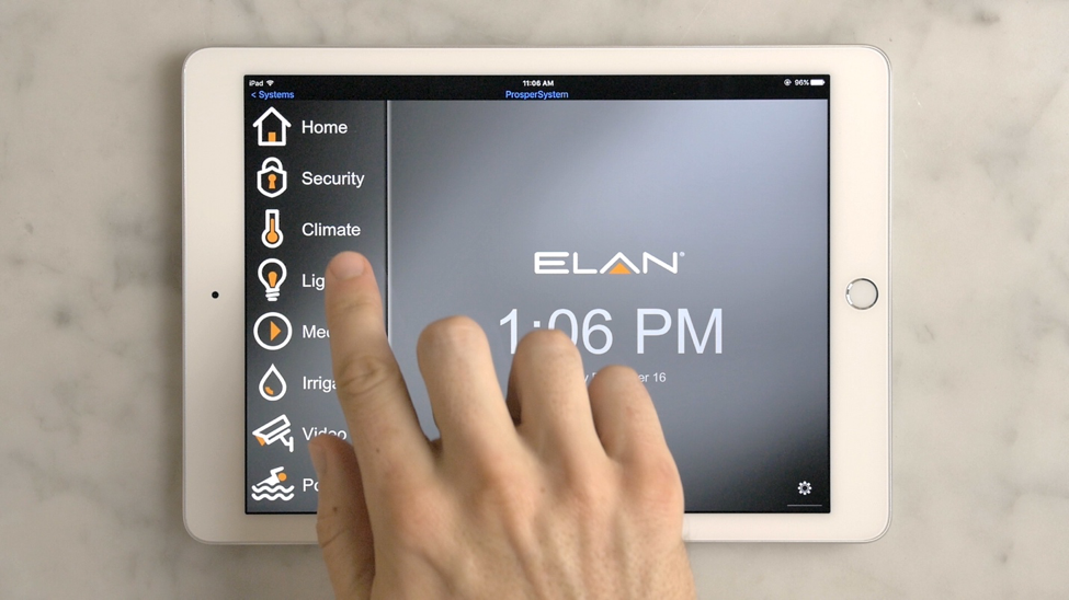 Elan Elevates Home Automation Systems