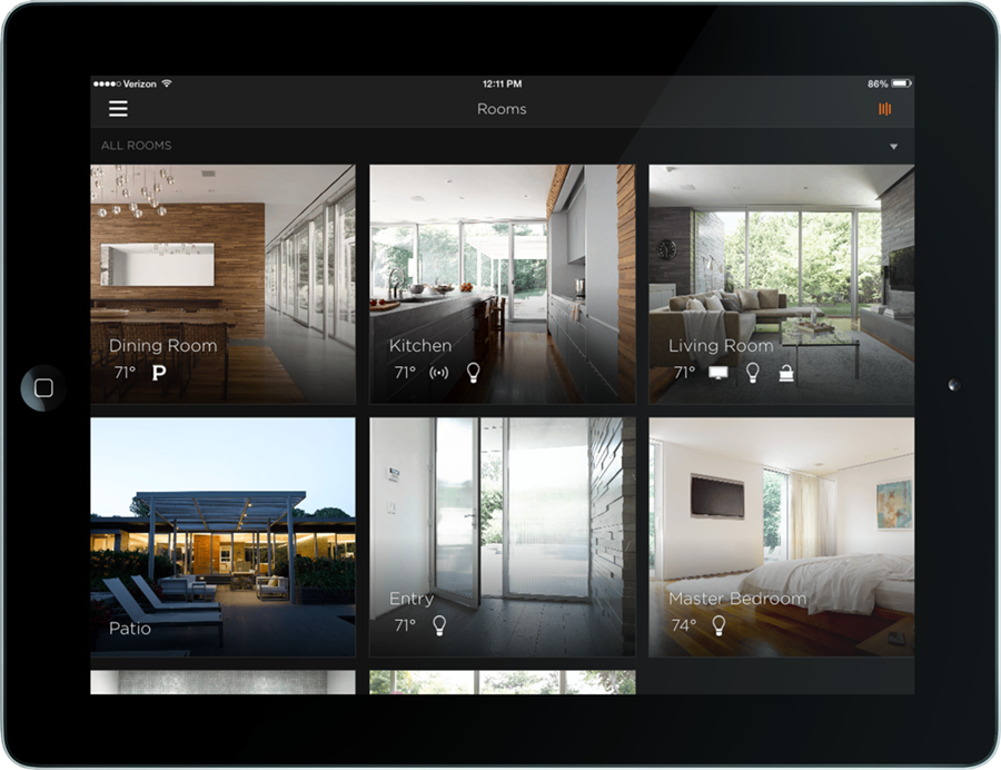 Access Your Entire Glastonbury Home in One Touch with Savant