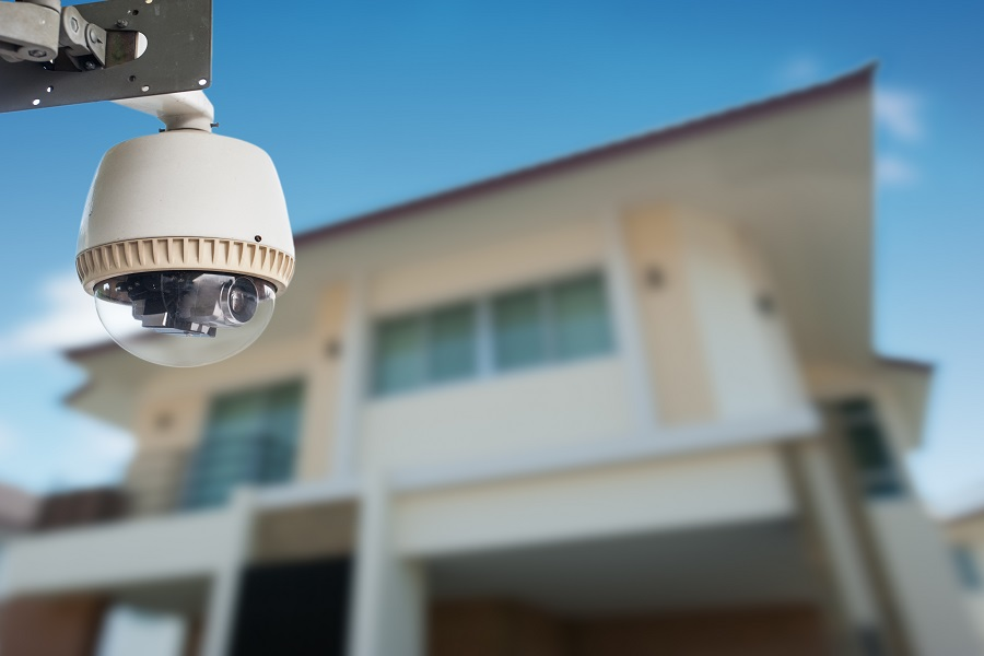Get Greater Safety with Cameras that Protect Your Property and Data