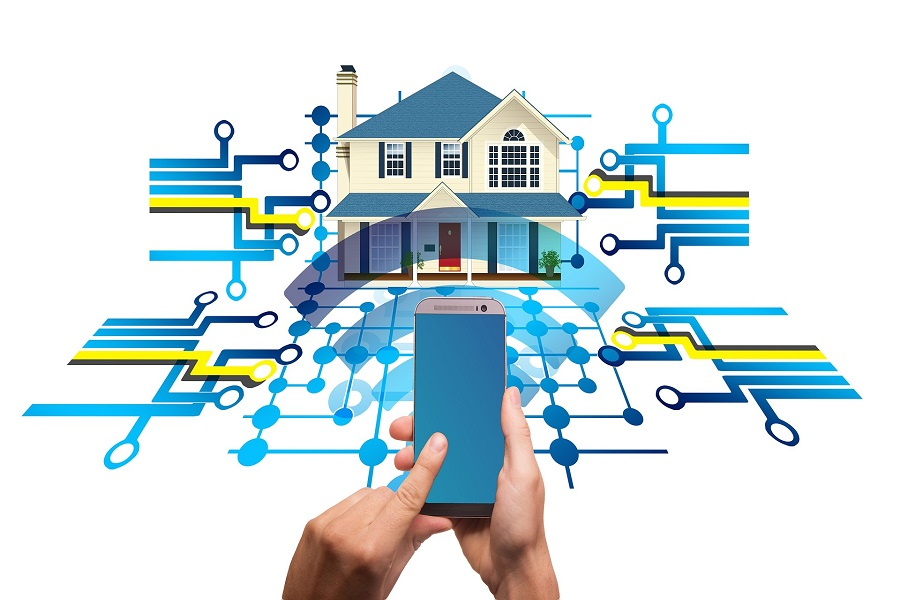 Get Total Home Safety With Smart Home Security