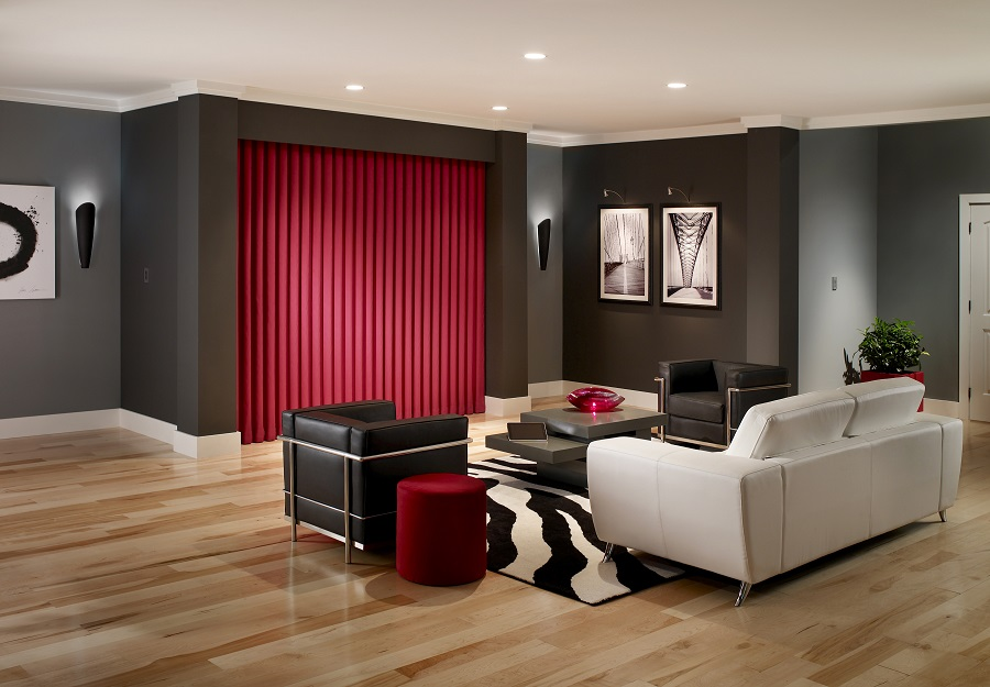 Stay Warm This Winter with Lutron Motorized Shades